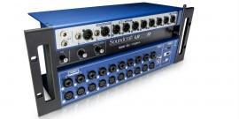 Mesa Digital 24 Canais Controle Sem Fio Ui-24R - Soundcraft