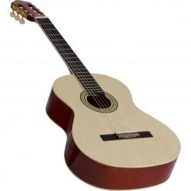Violão Harmonics GNA-111NT Acústico Nylon Natural com extensor