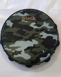 Pandeiro Profissional Black Tin 13' Camuflado