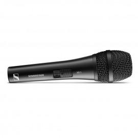 Microfone Dinâmico Sennheiser XS1 com Fio - Cardioide