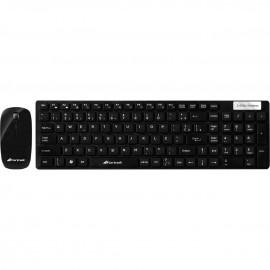 Combo Teclado e Mouse Wireless WCF-102