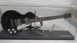 Miniatura De Guitarra Les Paul
