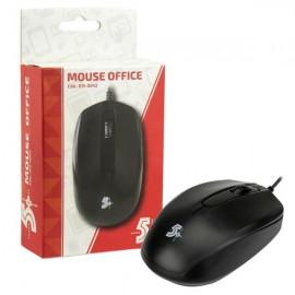 Mouse Ótico USB Office Padrão 1000DPI